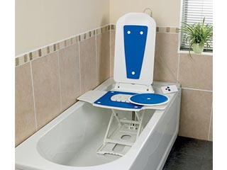 Bath Lifts to assist at bath time, Electric Bath Lifts, Bathroom ...